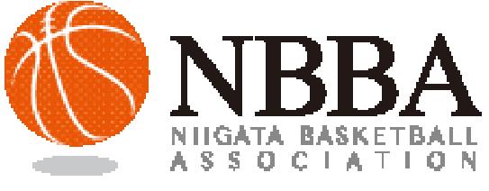 新潟県バスケットボール協会 ロゴ